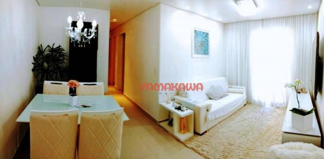Apartamento em condomínio com 3 dormitórios à venda, 68 m² por r$ 390.000 - itaquera - são - Foto 2