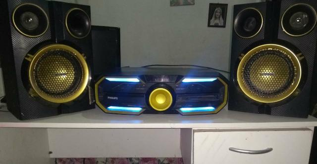 Som Philips Fx30 600 rms - Foto 2