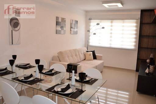 Sobrado com 3 dormitórios à venda, 112 m² por r$ 569.900,00 - vila santa clara - são paulo - Foto 6