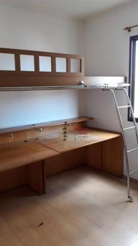 Apartamento com 2 dormitórios à venda, 52 m² por r$ 255.000 - vila mangalot - são paulo/sp - Foto 9