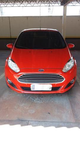 New Fiesta Hatch Impecável 2015 - Foto 11