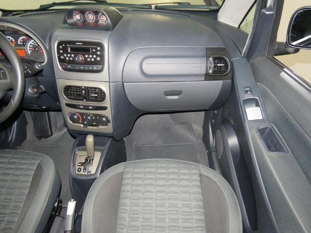 Fiat Idea 1.8 Mpi Adventure 16v Flex 4p Dualogic Automatizado Top de Linha 48.900 Km - Foto 12