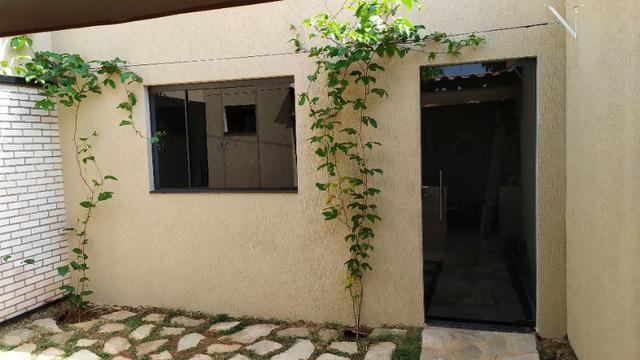 Linda casa, cond fechado, Vicente Pires, Rua 8, churrasq, piscina aquecida, 4qts, 4ban - Foto 18