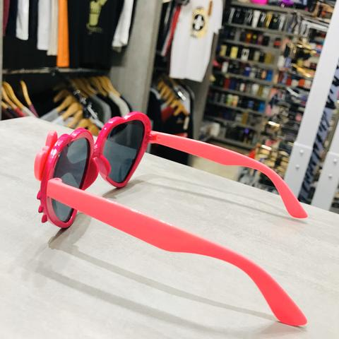 Óculos de Sol Infantil Menina Rosa Pink - Foto 2