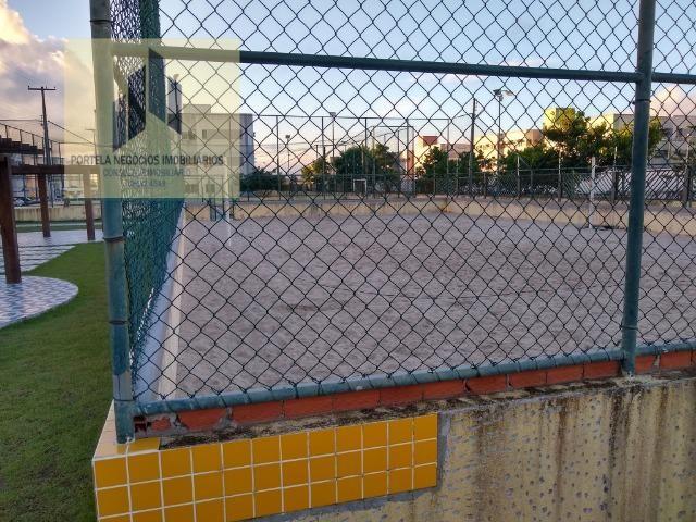 Apto. No Benedito Bentes, 2/4, nascente, na rua da UPA - Foto 6