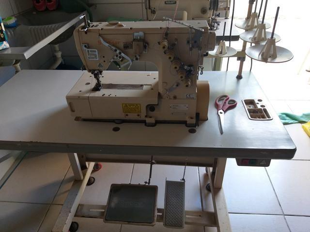 Vendo duas máquinas de costura