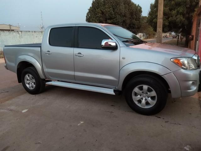 Toyota Hilux 4x4 turbo - Foto 2