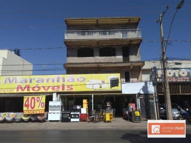 Prédio comercial à venda, Ceilândia Sul, Ceilândia.