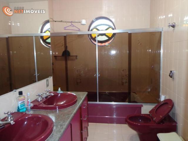 Casa à venda com 4 dormitórios em Alípio de melo, Belo horizonte cod:421325 - Foto 13