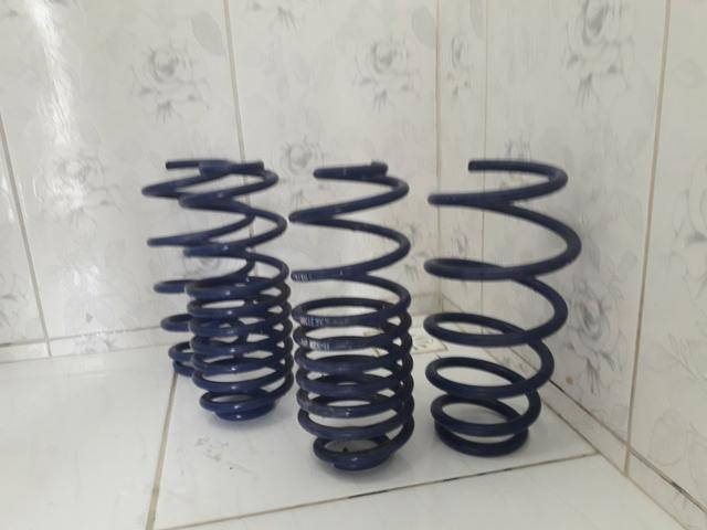 Rodas aro 20 com pneus + molas esportivas do Cruze - Foto 12