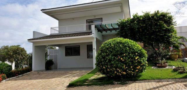 Sobrado 5 Suítes, 318 m² no Condomínio Mirante do Lago - Foto 3