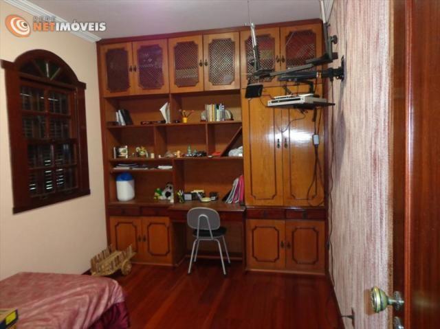 Casa à venda com 4 dormitórios em Alípio de melo, Belo horizonte cod:421325 - Foto 7