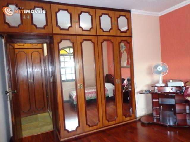 Casa à venda com 4 dormitórios em Alípio de melo, Belo horizonte cod:421325 - Foto 4