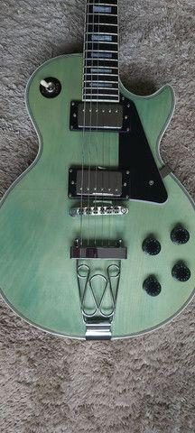 Guitarra Gibson Les Laul Custom CHINA BRAÇO COLADO