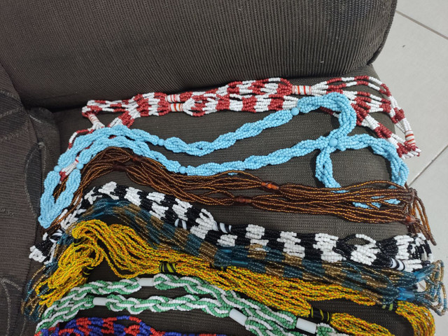 Guias, contas e cordão de orixá umbanda candomblé - Foto 2
