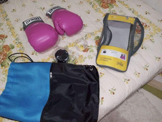 Luvas de box kit - Foto 2