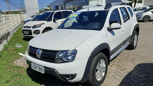 Duster Dynamic 2.0 AT 4x2  2016