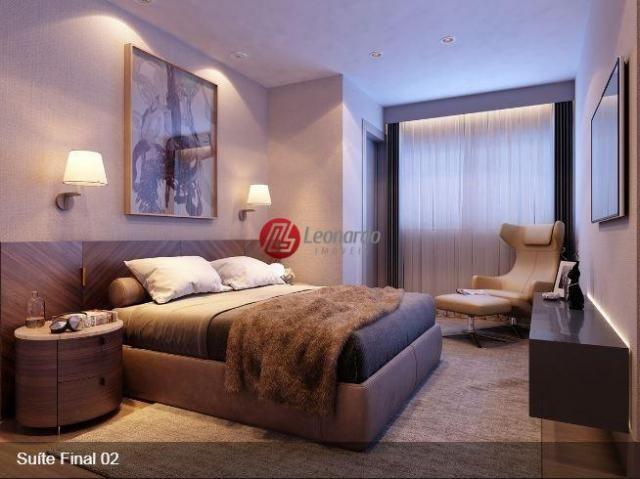 Apartamento 4 quartos - Funcionários - Foto 6