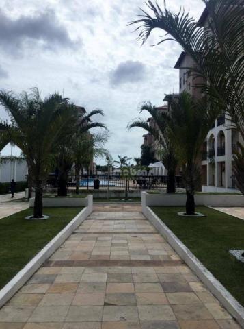 Apartamento com 2 dormitórios à venda, 57 m² por R$ 235.000,00 - Cambeba - Fortaleza/CE - Foto 12