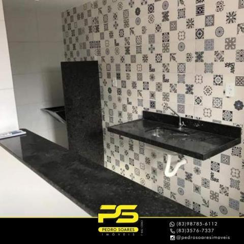 Apartamento com 3 dormitórios à venda, 70 m² por R$ 340.000 - Jardim Cidade Universitária  - Foto 3