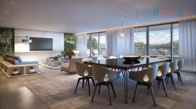 Apartamento com 3 dormitórios à venda, 285 m² por R$ 3.721.000,00 - Jurerê Internacional - - Foto 3