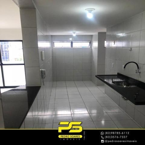 Apartamento com 2 dormitórios à venda, 69 m² por R$ 169.000,00 - Água Fria - João Pessoa/P - Foto 7
