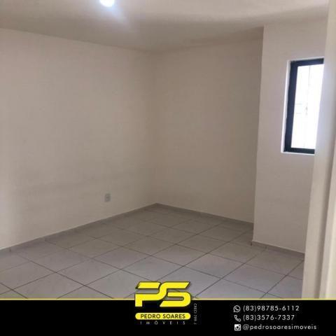 Apartamento com 2 dormitórios à venda, 69 m² por R$ 169.000,00 - Água Fria - João Pessoa/P
