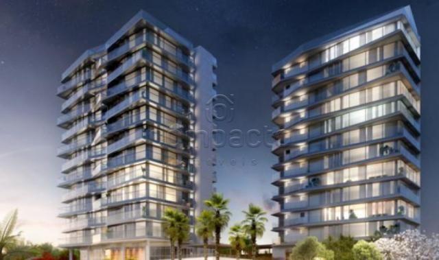 Apartamento à venda com 4 dormitórios em Iguatemi, Sao jose do rio preto cod:V10705