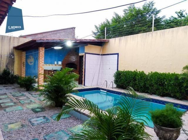 Casa Duplex 360 m² à venda, 5 suites, 4 vagas, Edson Queiroz, Fortaleza. - Foto 14