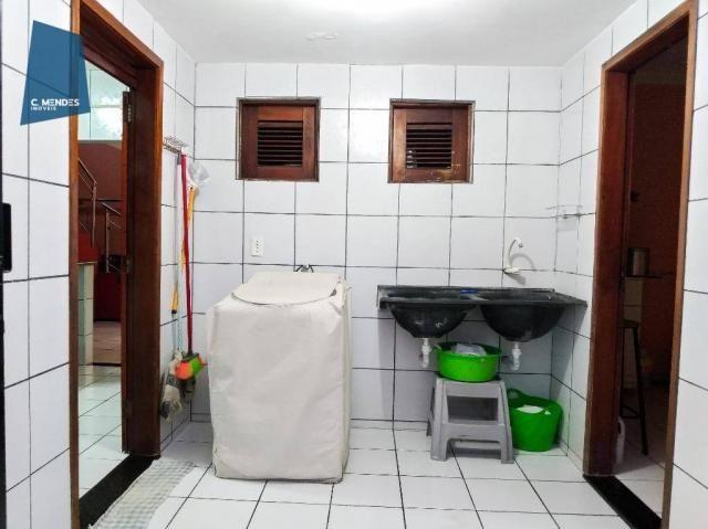 Casa Duplex 360 m² à venda, 5 suites, 4 vagas, Edson Queiroz, Fortaleza. - Foto 16