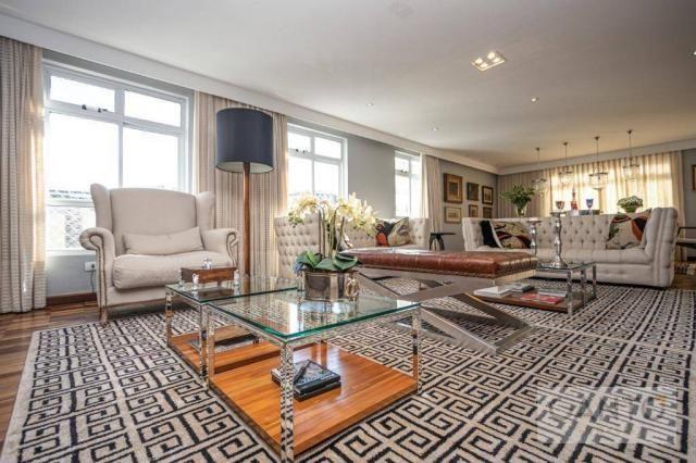 Apartamento com 3 dormitórios à venda, 324 m² por R$ 1.080.000,00 - Centro - Curitiba/PR