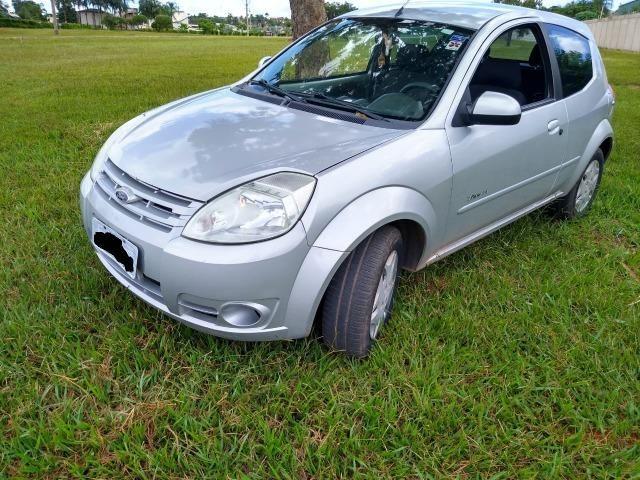 Ford Ka Tecno 1.6 8v (Flex)