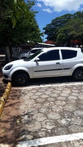 Ford Ka 2013 1.0 2p Branco - Foto 4