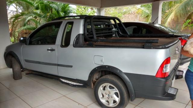 Fiat Strada Prata 2012/2012 - Foto 3
