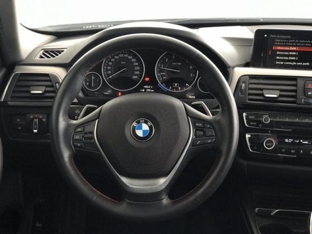 BMW 320I 2.0 SPORT GP 16V TURBO ACTIVE FLEX 4P AUTOM?TICO. - Foto 9