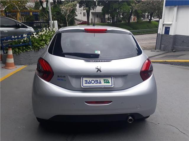 Peugeot 208 1.6 allure 16v flex 4p automático - Foto 4