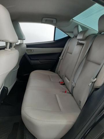 Corolla XEI 2.0 automático/interior claro/baixa km - Foto 8