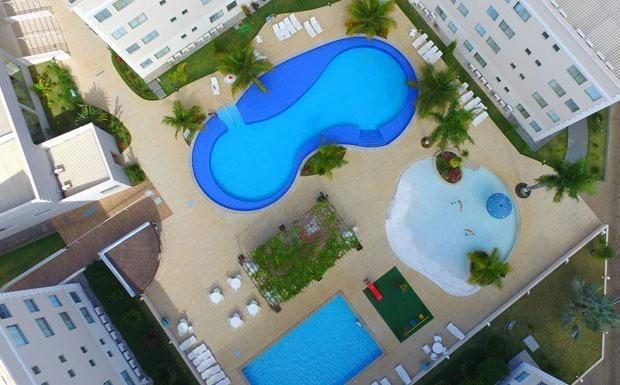 Cota quitada - Resort Encontro das águas - Caldas Novas - Foto 6