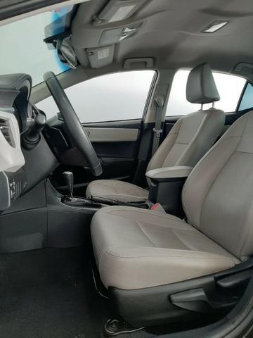 Corolla XEI 2.0 automático/interior claro/baixa km - Foto 7