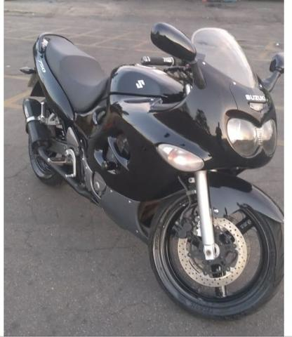 $IMPERDIVEL!!!! $11.900 - 2007 suzuki GSX /750 NÃO ACEITO TROC -Tabela $16.900 - Foto 2