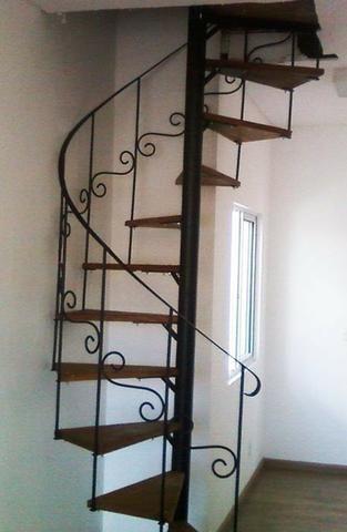 Corrimão. Guarda corpo .Escadas Todos os modelos e projetos predios ou casas - Foto 2