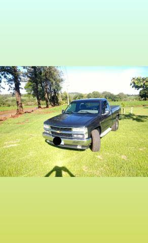 Silverado 2001 MWM diesel - Foto 2