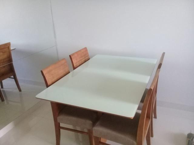 Mesa nobreza quatro lugares