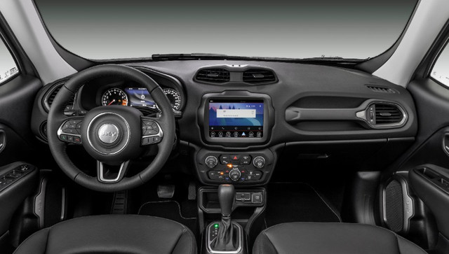 Jeep Renegade Limited flex aut 2021 - Foto 4