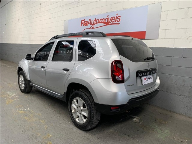 Renault Duster Expression 1.6 Completo 2016 - Foto 3