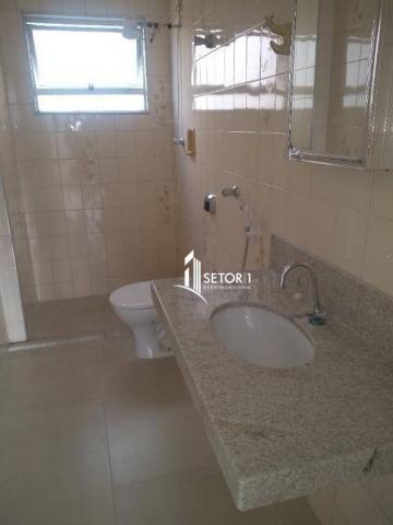 Apartamento com 2 quartos para alugar, 88 m² por R$ 1.120,00/mês - Centro - Juiz de Fora/M - Foto 9