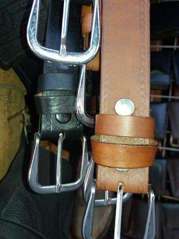 Cintos de couro legítimo - Foto 3