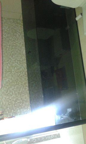 Apartamento mobiliado em cs caiada 1qto lazer completo ha 2 min do mar - Foto 6