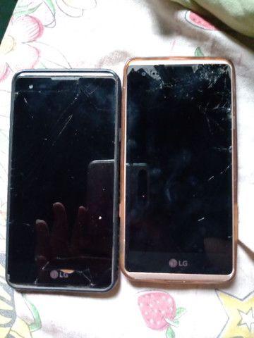 LG X style, precisa trocar o display