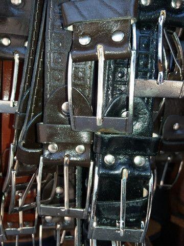 Cintos de couro legítimo - Foto 4